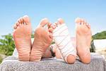 Симптомы болезни наших ног.