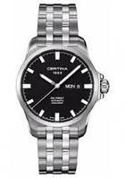 Оригинальные Мужские Часы Х CERTINA C014.407.11.051.00