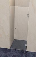 Дверь стеклянная в душ 700х1800