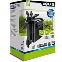 Фильтр Aquael Mini Kani 120 для аквариума внешний канистровый, 350 л/ч