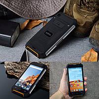 "Смартфон Geotel G1 оранж (экран ""5; памяти 2/16; батарея 7500 мАч, android 7.0)"