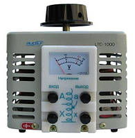 Лабораторный автотрансформатор (ЛАТР) Rucelf LTC-1000 (LTC-1000)