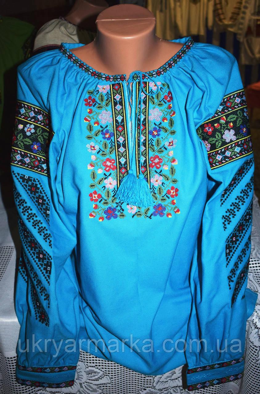 04d633731f8df6 Вишита жіноча блузка