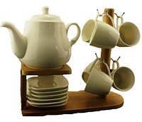 Набор чайный фарфор