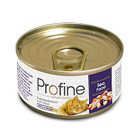 Консервы для кошек Профайн (Profine Sea food), с морепродуктами, 70 гр