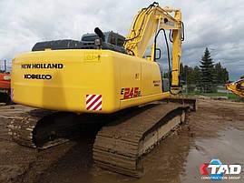 Гусеничный экскаватор New Holland E245LC (2010 г), фото 3