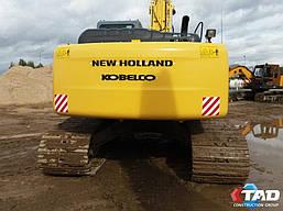 Гусеничный экскаватор New Holland E245LC (2010 г), фото 2