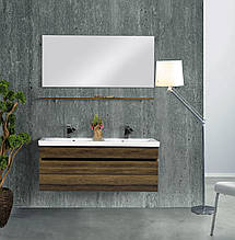 "Комплект мебели для ванной GOLD Ban-Yom ""Vela"", 1200х450х530 мм"