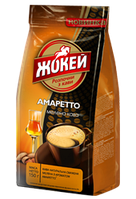 "Кофе молотый ароматизированый ЖОКЕЙ ""Амаретто"" (150г)"