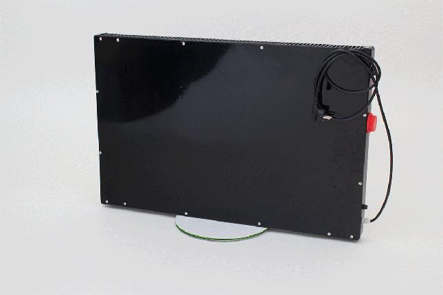 Электрический обогреватель ГРЕЙ (НЭП)-500КР, фото 2