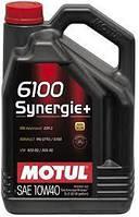 Motul 6100 SINERGIE+ 10w40 ( 5 л )