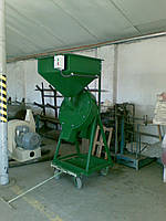 Дробилка молотковая ДМН-002