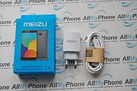 Сетевое зарядное устройство Meizu 2in1 (кубик+usb)