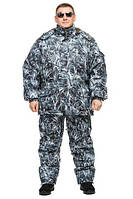 "Зимний костюм из непромокаемой ткани ""Зимний камыш"" до -30℃"