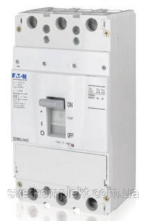 Выключатель автоматический BZMC3-A250 (250А 36кА) Eaton (158108), фото 2