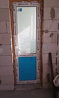 Продам готовые балконные двери