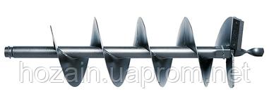 Шнек для мотобури 200 мм (L=1000 мм)