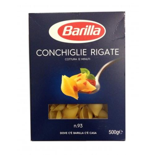 Макароны Barilla Conchiglie Rigate n.93 500 g