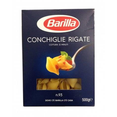 Макароны Barilla Conchiglie Rigate n.93 500 g, фото 2