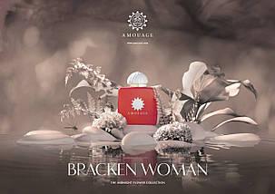 Amouage Bracken Woman парфюмированная вода 100 ml. (Тестер Амуаж Брекен Вумен), фото 3