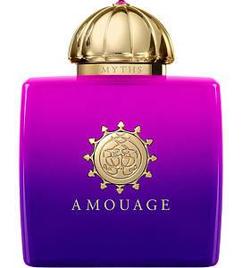 Amouage Myths Woman парфюмированная вода 100 ml. (Тестер Амуаж Митс Вумен)