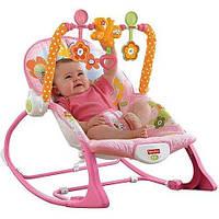 Массажное кресло-качалка-Банни-Fisher-Price Y8184