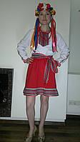 Костюм детский, девочка. 12-15 лет.