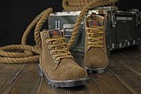 Зимние ботинки с мехом Adidas Ransom Original Boot Haki Green