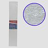 Гофро-папір JO Білий перламутр 30%, 20г/м2 50*200см, KRPL-80101
