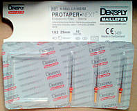 Protaper NEXT X2  Dentsply Maillefer (ПРОТЕЙПЕРЫ NEXT X2:машинные  Майлифер)