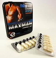 Виагра Maxman 4 (Максимен 4, Максмен 4) для повышения потенции