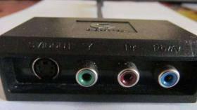 Кабель відеовихід з відеоадаптера на S-Video+RCA (Gigabyte)