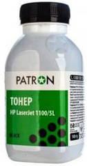 Тонер HP LJ1100/5L(C4092/3906)/CanonEP22 Patron (T-PN-HLJ1000-140) 140 г