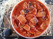 """Сельдь кусочки в томатном соусе """"САЧИКО"""". Ведро 3.3 кг, фото 5"""