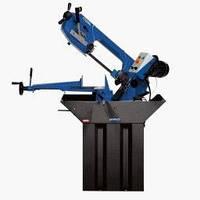 Отрезной ленточнопильный станок BS 225 по металлу для профильных заготовок