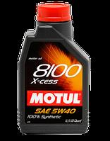 Motul 8100 X-Cess 5w40 (1 л.)
