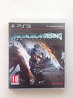 Видео игра Metal Gear: rising (PS3)