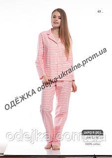 Домашний комплект, пижама женская   LNP 019/001 (ELLEN). Коллекция осень-зима 2018! Спешите быть первыми!