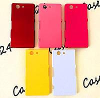 Чехол накладка бампер Alisa для Sony Xperia Z3 Compact D5803 (5 цветов)