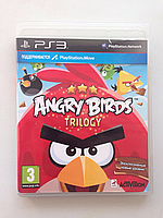 Angry Birds Trilogy (PS3) pyc.
