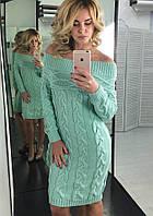 Платье вязаное. Турция!