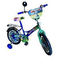 """Детский велосипед Mustang - """"Мадагаскар"""" (14 дюймов)"""