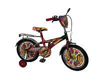 Детский велосипед Hotwheels (18-дюймов от 6-х до 9-ти лет!)