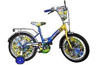 "Детский велосипед Mustang - ""Мадагаскар"" (18 дюймов) , фото 1"