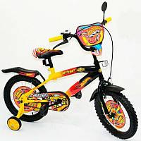 Детский велосипед Hotwheels