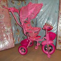 """Детский трехколесный велосипед """"PRINCESS STORY"""""""