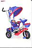 Трехколесный велосипед детский CARS