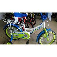 """Детский велосипед для девочек Crosser Happy 14"""" , фото 1"""