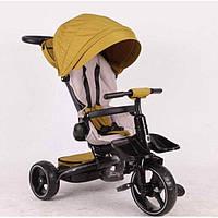 Детский трехколесный складной велосипед Crosser T-600, фото 1