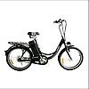 Электровелосипед Azimut Elegance (36V/250W)